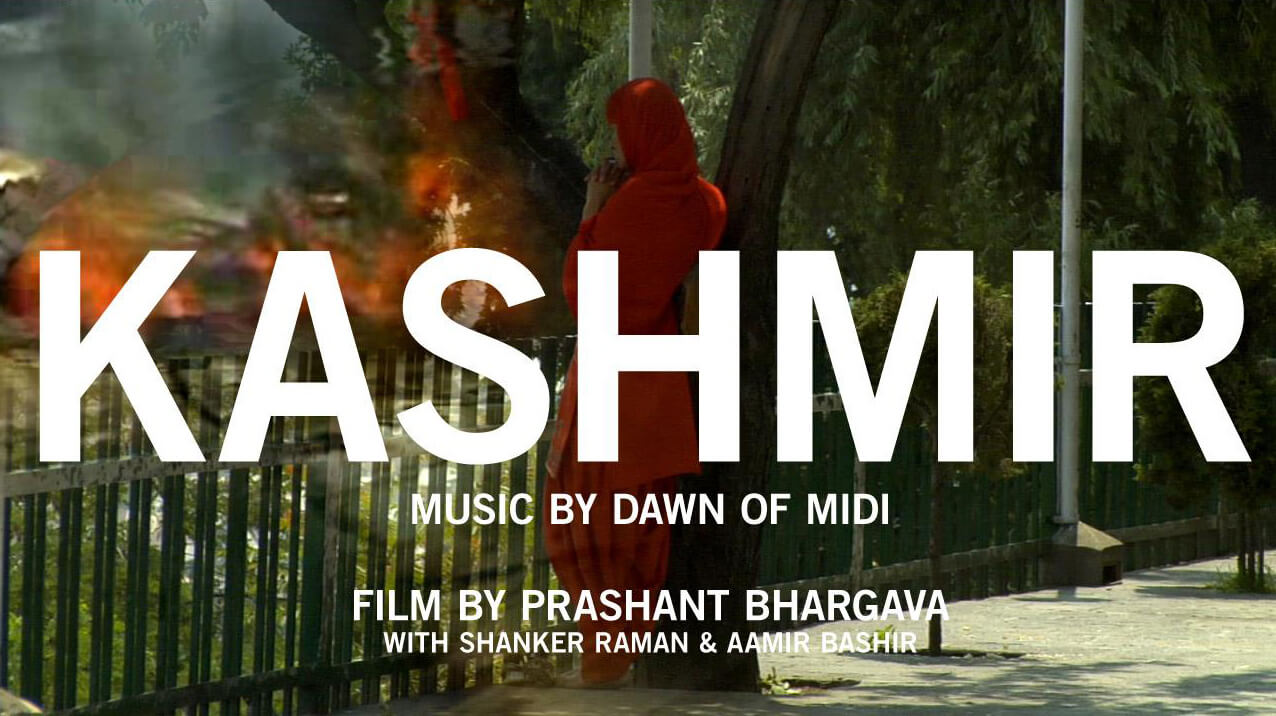 Dawn of Midi - Kashmir - Film Poster